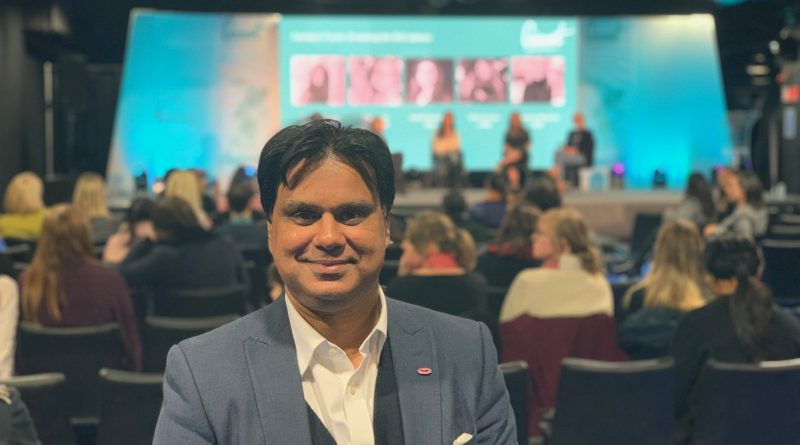 Interview with Professor Shafi Ahmed – Chairman of GIANT Health Event and Co-founder of Medical Realities