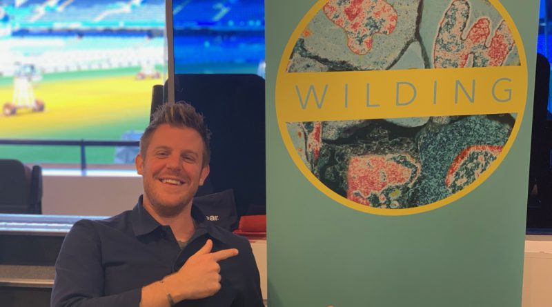 Interview with Dr Adam Gill – Founder of Wilding